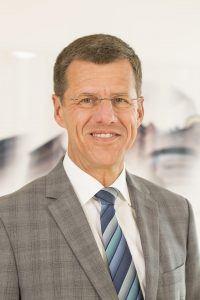 Eckhard Forst, Vorstandsvorsitzender der NRW.BANK